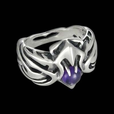 Beast Silver Ring