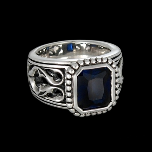 Respect Sapphire Ring