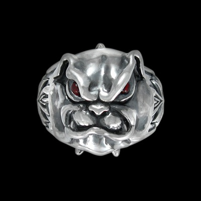 SoulFetish Bulldog Ring