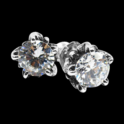 Sparkly CZ Earrings