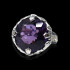 Fortune Queen Amethyst Ring