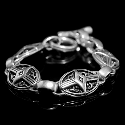 Diamond Carve Bracelet