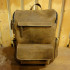 Ms SNR Leather Backpack