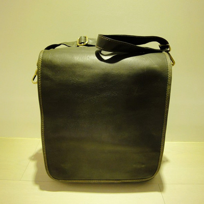 East Front Leather Backpack