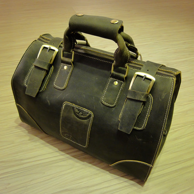 Southern Brown Leather Bag