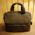 Sugar Brown Leather Carry Bag