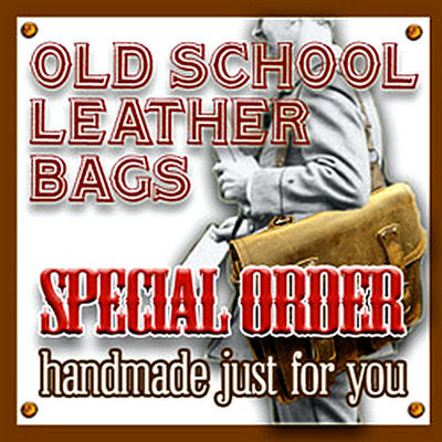 Special Order – Leather Reserved