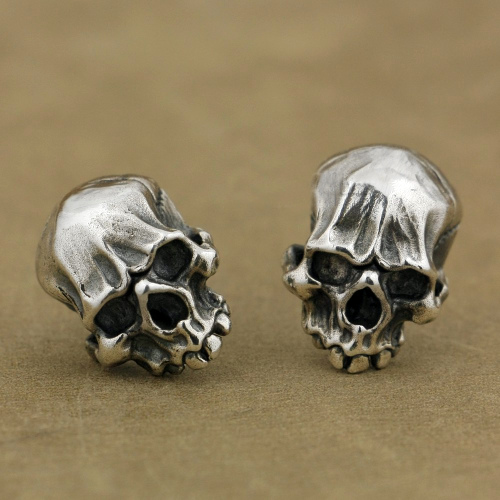 Classic Skull Earrings No. 1